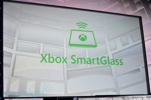 Microsoft Smart Glass Detailed At E3 Conference