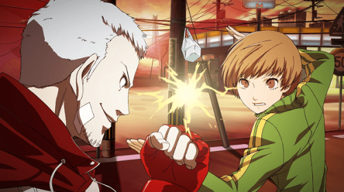 Second Persona 4 Arena tutorial video explains defense, skills and status effects