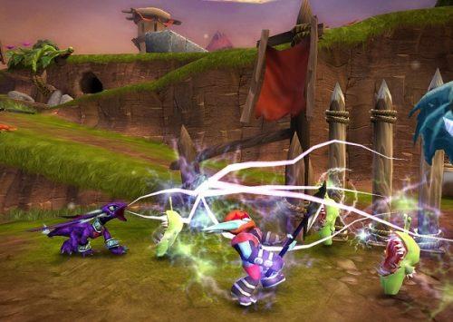 Skylanders Giants E3 2012 Preview