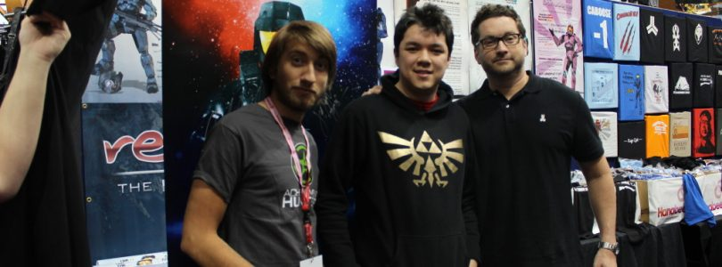 RoosterTeeth Exclusive Interview – Sydney Supanova 2012