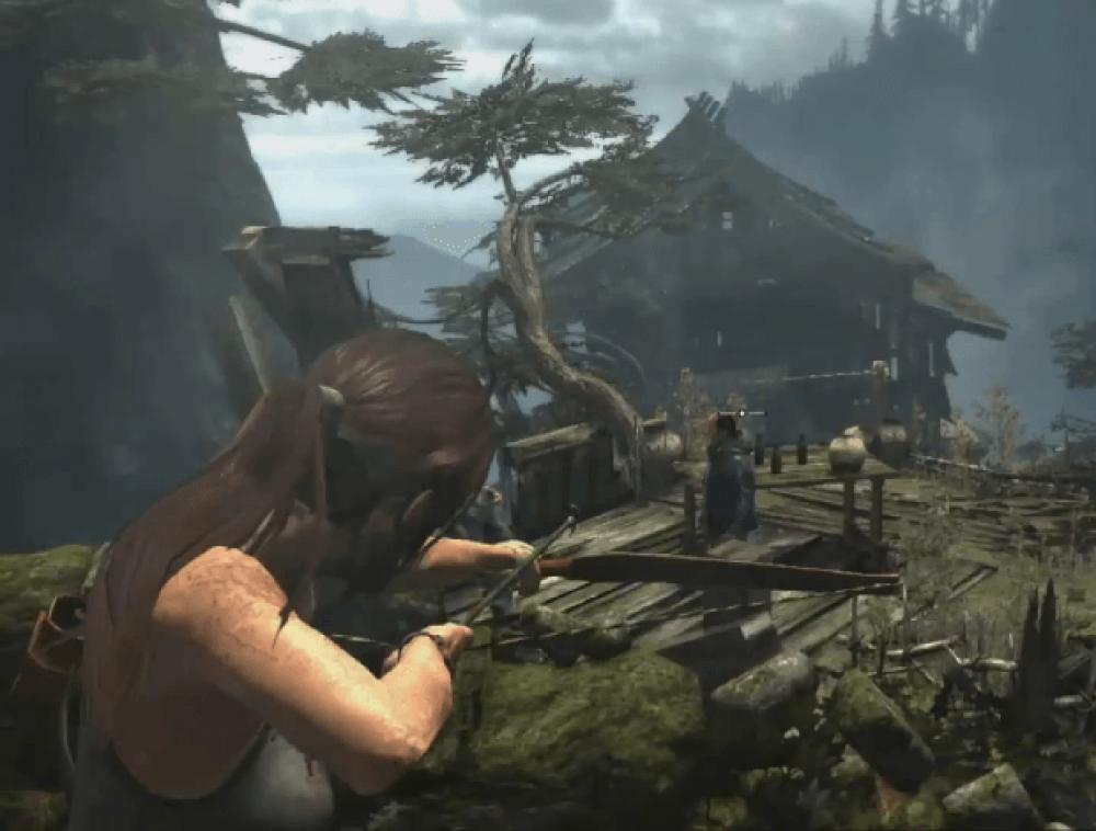 E3 2012 Tomb Raider Gameplay Impressions Capsule Computers