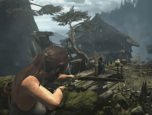 E3: 2012 Tomb Raider gameplay impressions