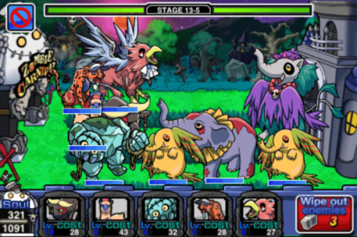 Zombie Carnival Released for iPhone