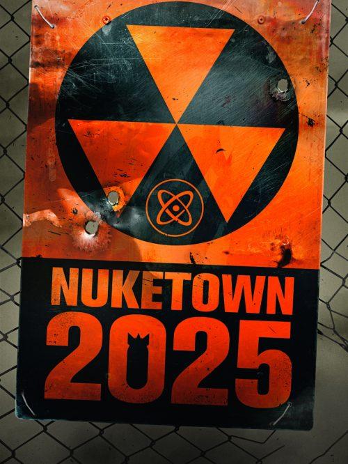 Call of Duty: Black Ops 2 'Nuketown 2025' Pre-Order Bonus