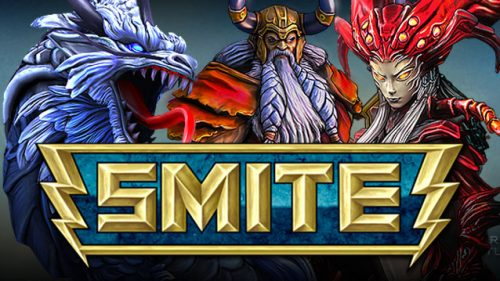 Smite Beta: First Thoughts