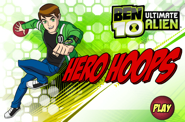Ben 10 Alien Force : Hero Hoops