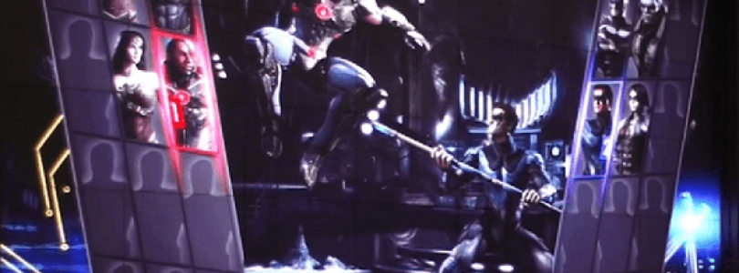 Nightwing and Cyborg join the Injustice: Gods Among Us roster