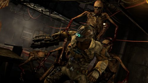 Sleep well with these Dead Space 3 Feeder screenshots
