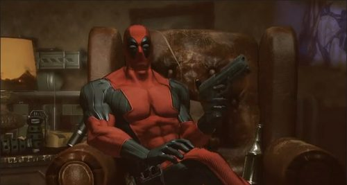 Details about Deadpool the Game revealed