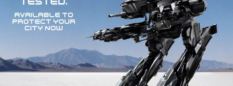 RoboCop OmniCorp Viral Campaign Reveals ED-209