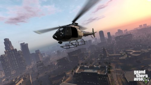 New Grand Theft Auto V screenshots appear