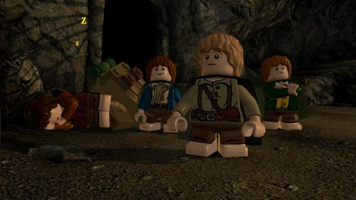 Screenshots for LEGO Lord of the Rings Fellowship-ers Missing Comic-Con