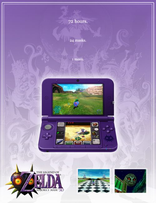 Rumor: Majora's Mask 3DS XL bundle on the way?