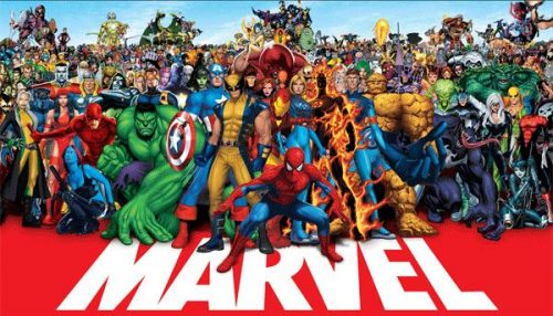 Marvel Comic Movies 2013-2014