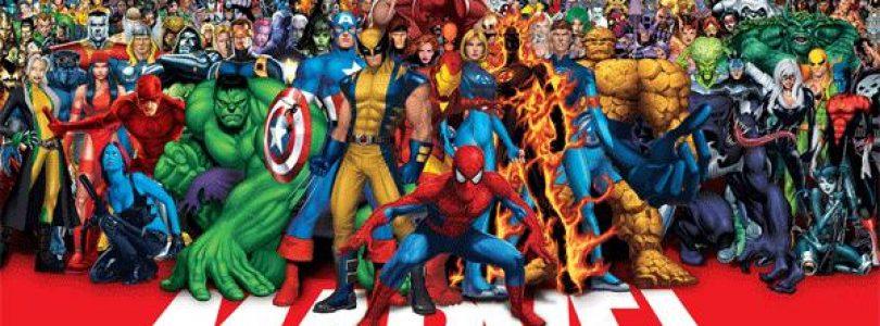 Marvel Comic Movies 2013-2014