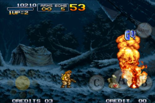 METAL SLUG 3 Released for iOS and Android
