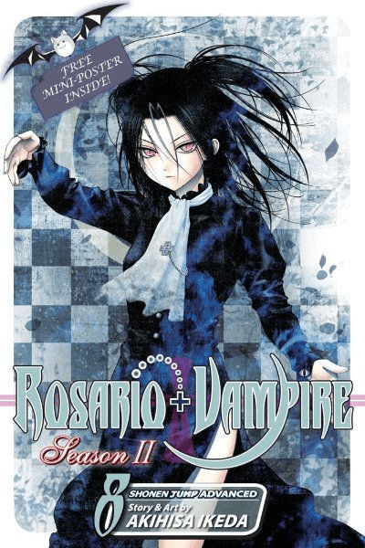 Rosario vampire season 3 release date in Sydney