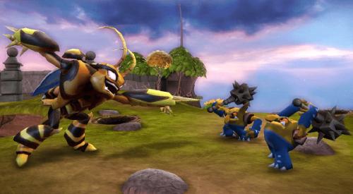 Skylanders Giants swarms onto consoles October 21
