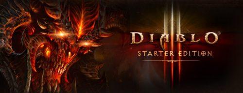 Diablo III FREE Starter Edition Launched