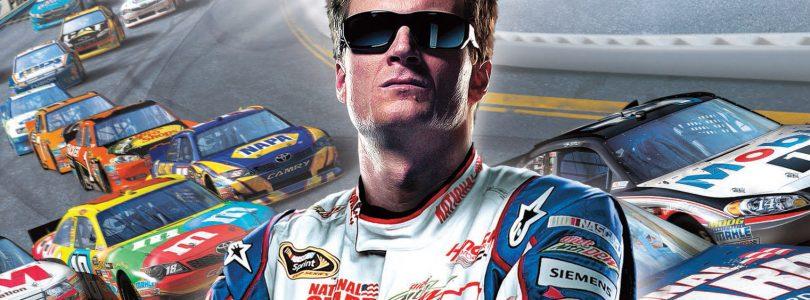 NASCAR The Game: Inside Line Cover Revealed