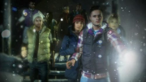 Until Dawn announced for PlayStation 3; will make you buy a Move