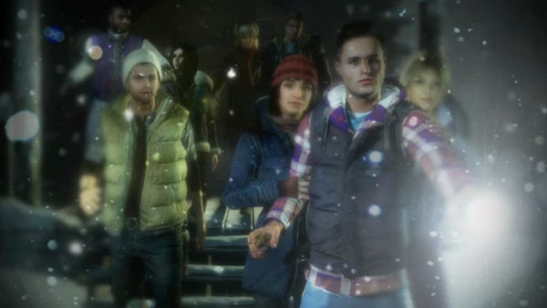 Until Dawn PS3 screenshot