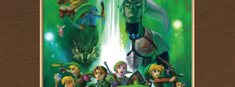 Hyrule Historia Translated By Darkhorse Confirmed