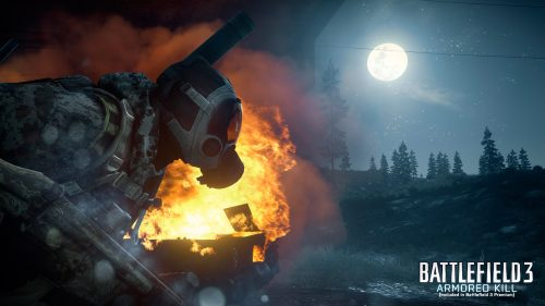 Battlefield 3 Premium Edition Out In September
