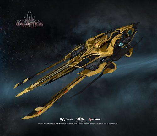 Battlestar Galactica Online Succeeding with Substance