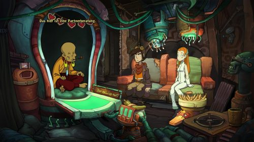 Chaos on Deponia Gets New Screenshots