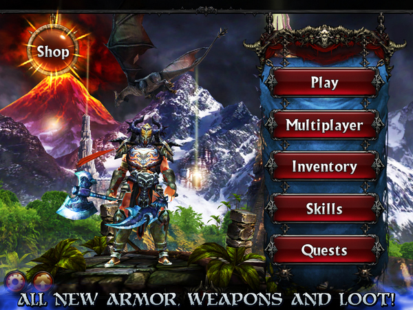 ETERNITY WARRIORS 2 v1.0.1 (Unlimited money+non Root) APK