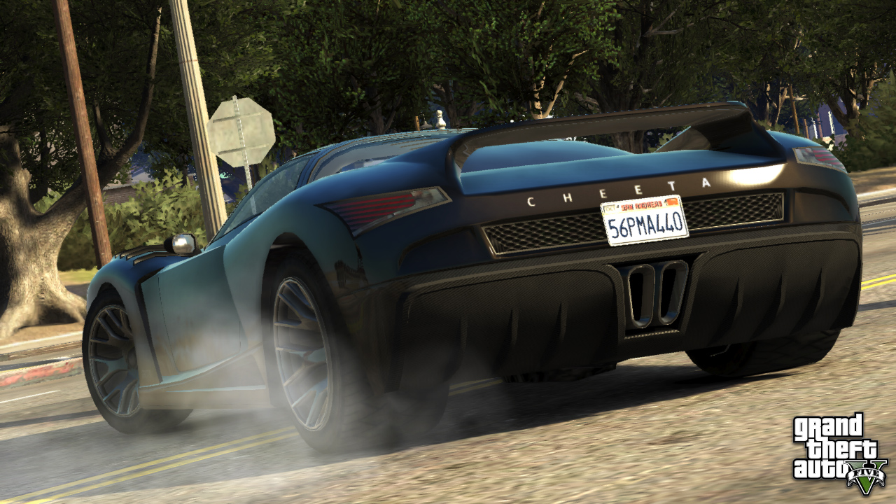Have some Grand Theft Auto V vehicle screens – Capsule ...