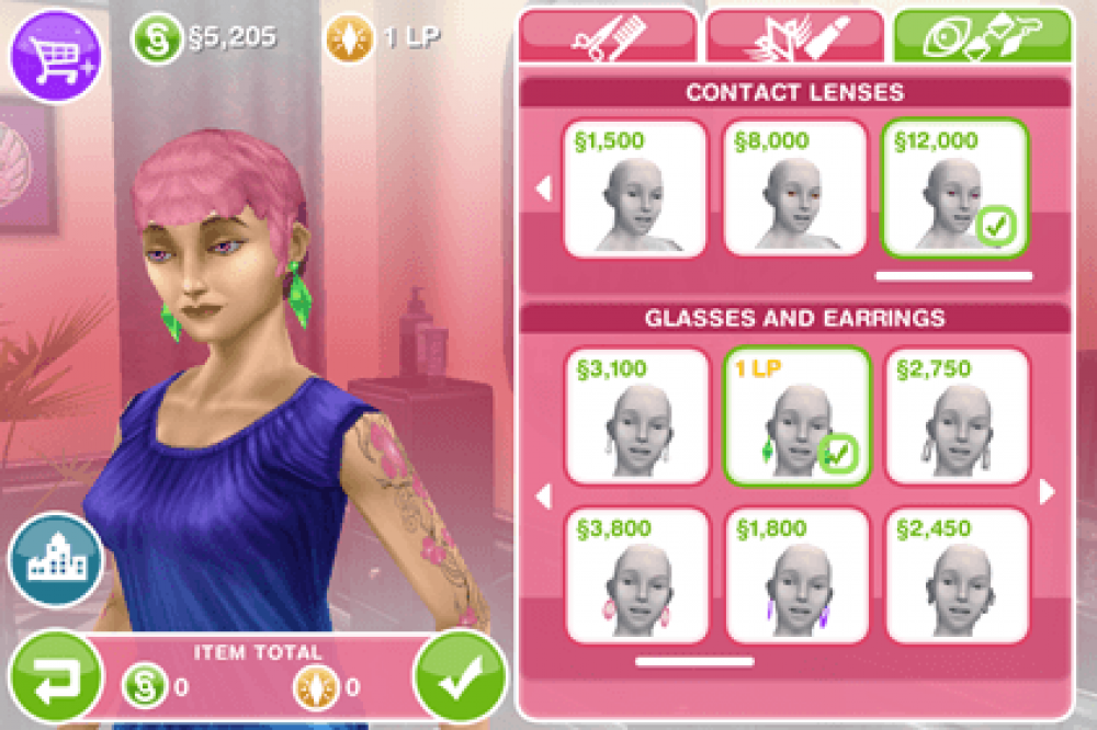 Katy Perry Fashion Release To The Sims Freeplay Capsule Computers