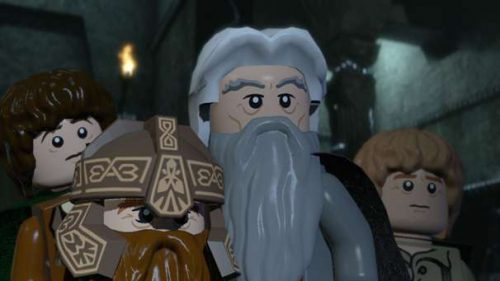 LEGO: Lord of the Rings to feature 85 characters