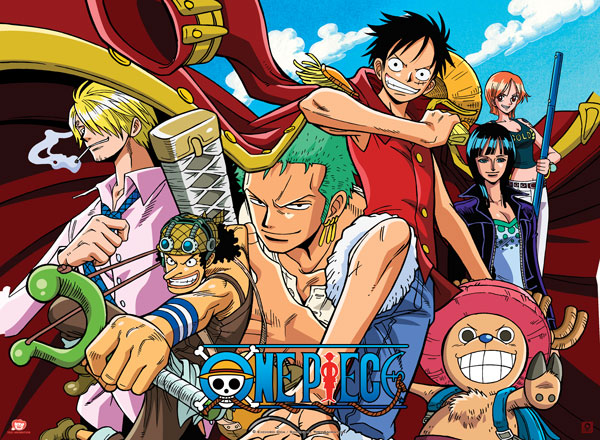 One piece added to neon alley line up capsule computers - One piece equipage luffy ...