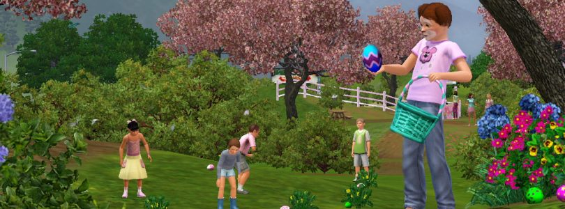 The Sims 3 Seasons Spring Details