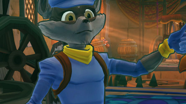 Sly cooper thieves in time ps3 review capsule computers