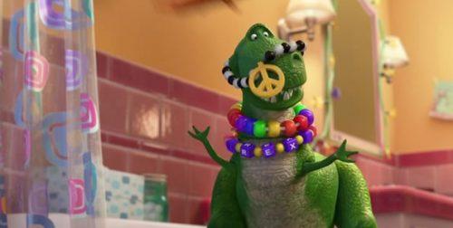 Toy Story Short: Partysaurus Rex