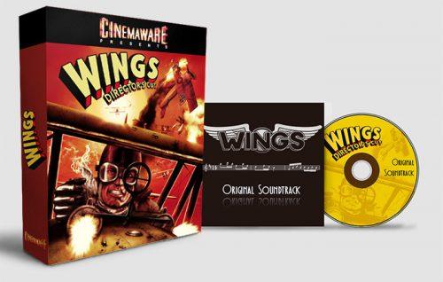 Wings: Director's Cut Kickstarter