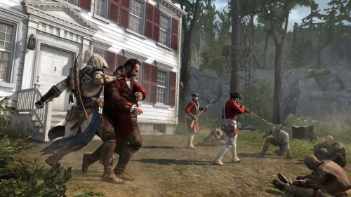 Assassin's Creed 3 Single Player Hands On Preview