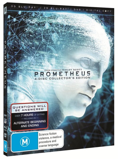 Prometheus Extras and Packshot Unveiled – Answers Incoming?