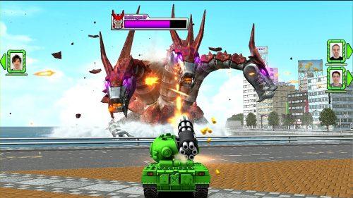 New TANK! TANK! TANK! Wii U Trailer