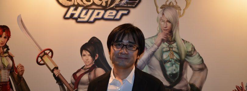TGS 2012 Interview with Akira Suzuki