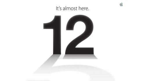 Apple Locks In iPhone 5 Event