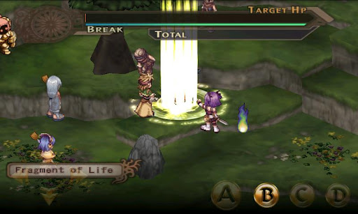 blazing souls accelate android