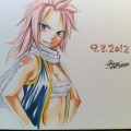 female-natsu-artwork