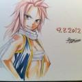 female-natsu-artwork