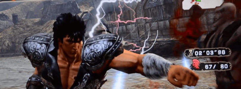 TGS 2012 Preview of Fist of the North Star: Ken's Rage 2