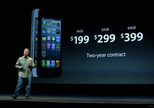 iPhone 5 Unveiled and Detailed
