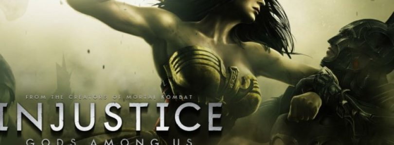 Injustice: Gods Among Us TGS Trailer Released